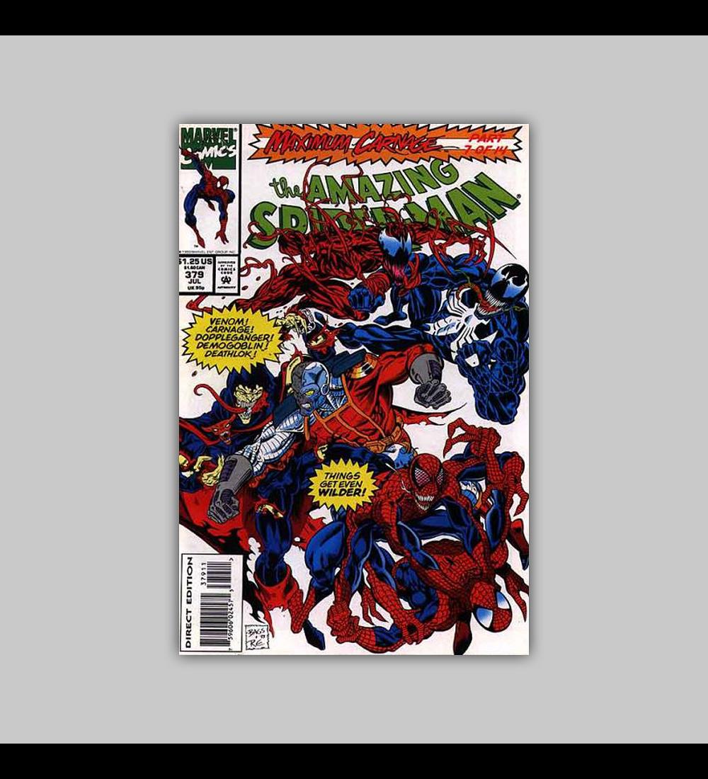 Amazing Spider-Man 379 1993