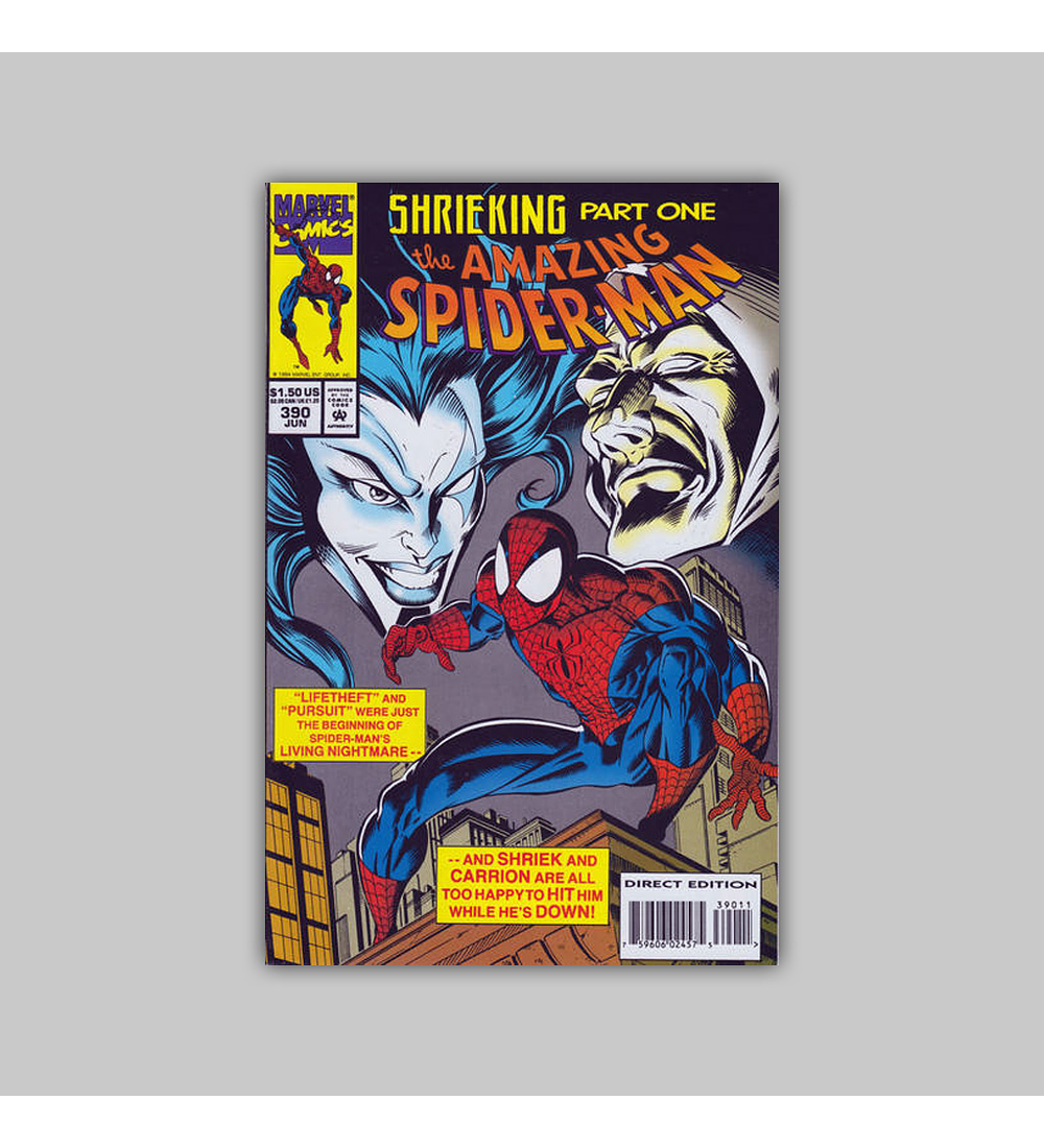 Amazing Spider-Man 390 1994