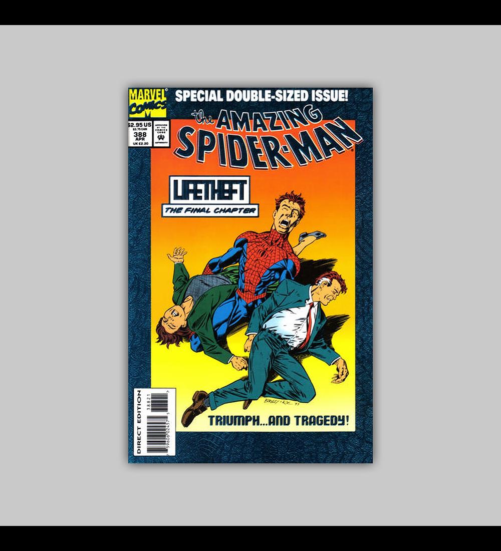 Amazing Spider-Man 388 Foil 1994