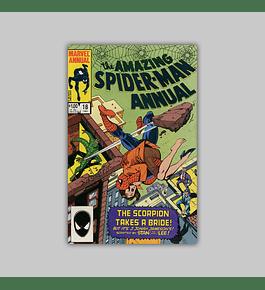 Amazing Spider-Man Annual 18 1984