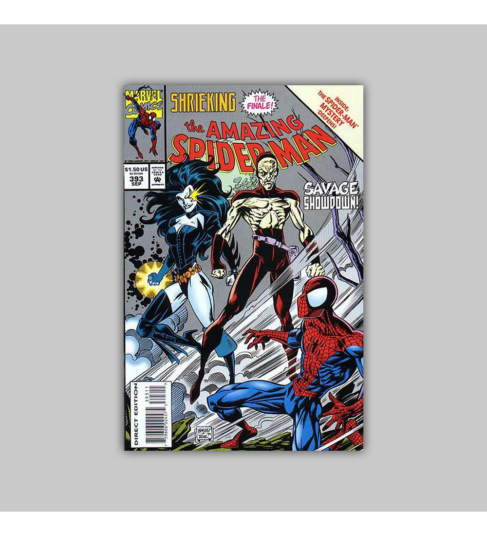 Amazing Spider-Man  393 1994