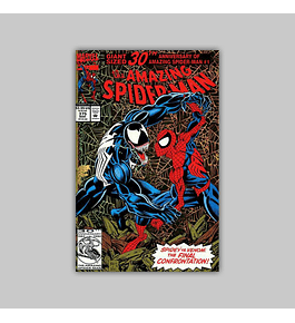 Amazing Spider-Man 375 Foil 1993