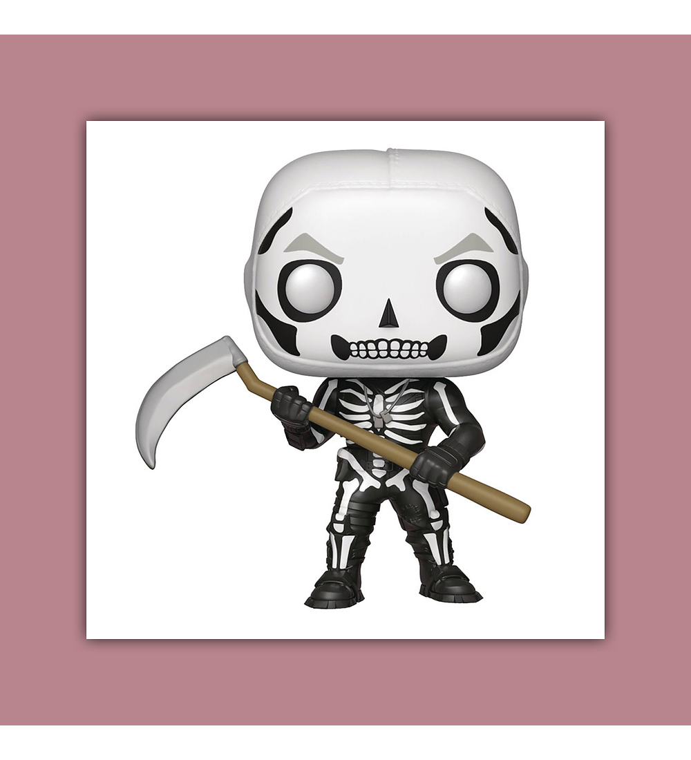 Pop! Fortnite S1 Vinyl Figure: Skull Trooper