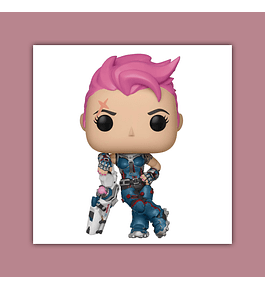 Pop! Overwatch Vinyl Figure: Zarya