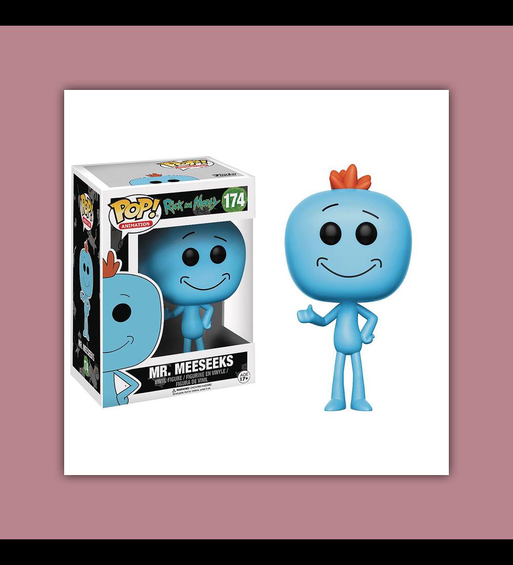 Pop! Rick and Morty Vinyl Figure: Mr Meeseeks