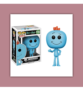 Pop! Rick and Morty Vinyl Figure: Mr Meeseeks
