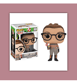 Pop! Ghostbusters Vinyl Figure: Abby Yates