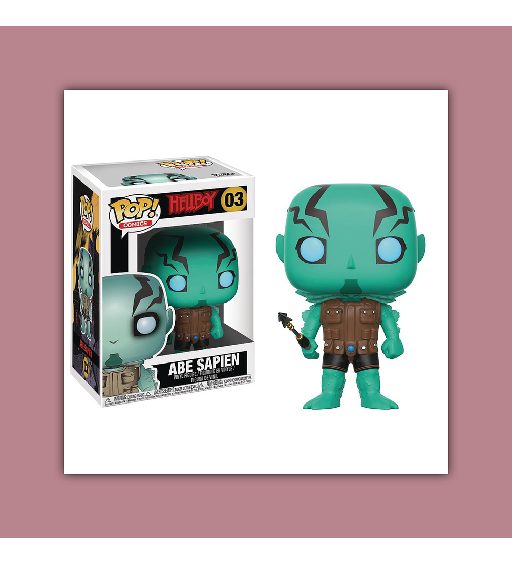 Pop! Hellboy Vinyl Figure: Abe Sapien