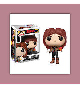 Pop! Hellboy Vinyl Figure: Liz Sherman