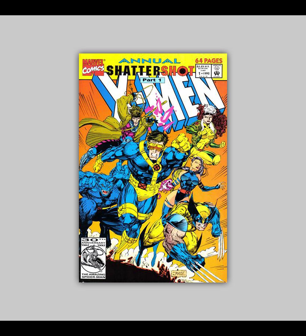 X-Men Annual 1 1992