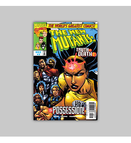 New Mutants: Truth or Death 2 1997