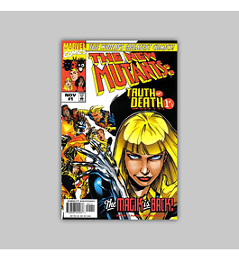 New Mutants: Truth or Death 1 1997