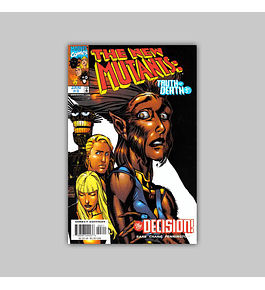 New Mutants: Truth or Death 3 1998