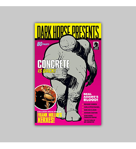 Dark Horse Presents (Vol. 2) 1 A 2011