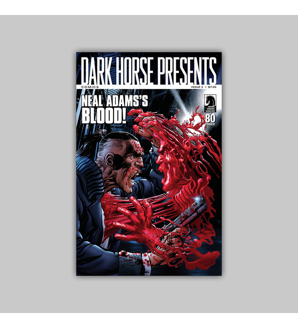 Dark Horse Presents (Vol. 2) 2 A 2011