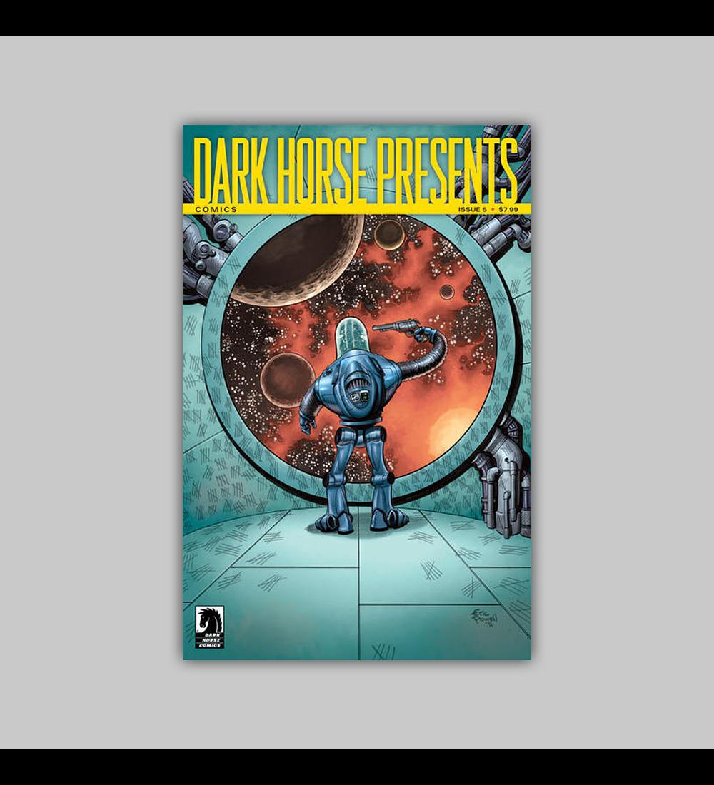Dark Horse Presents (Vol. 2) 5 2011