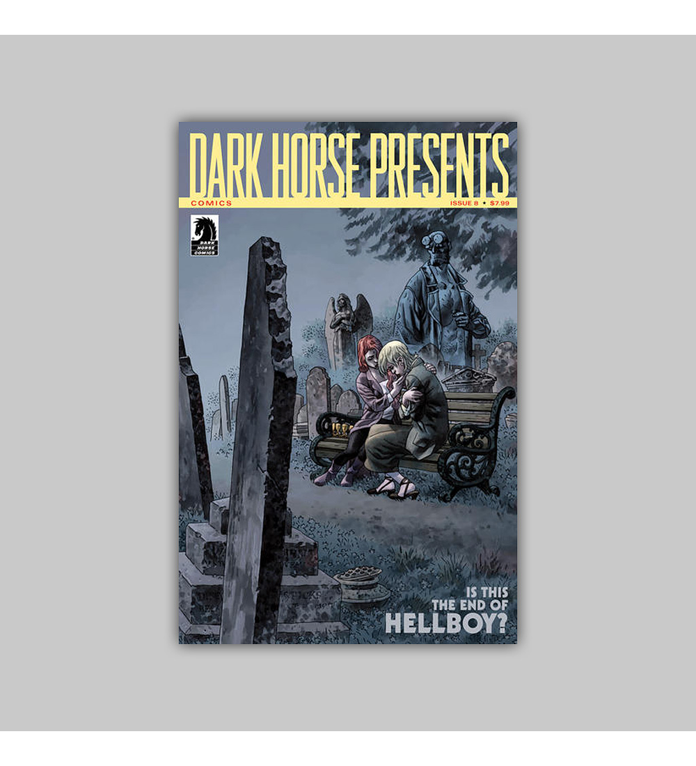 Dark Horse Presents (Vol. 2) 8 A 2012