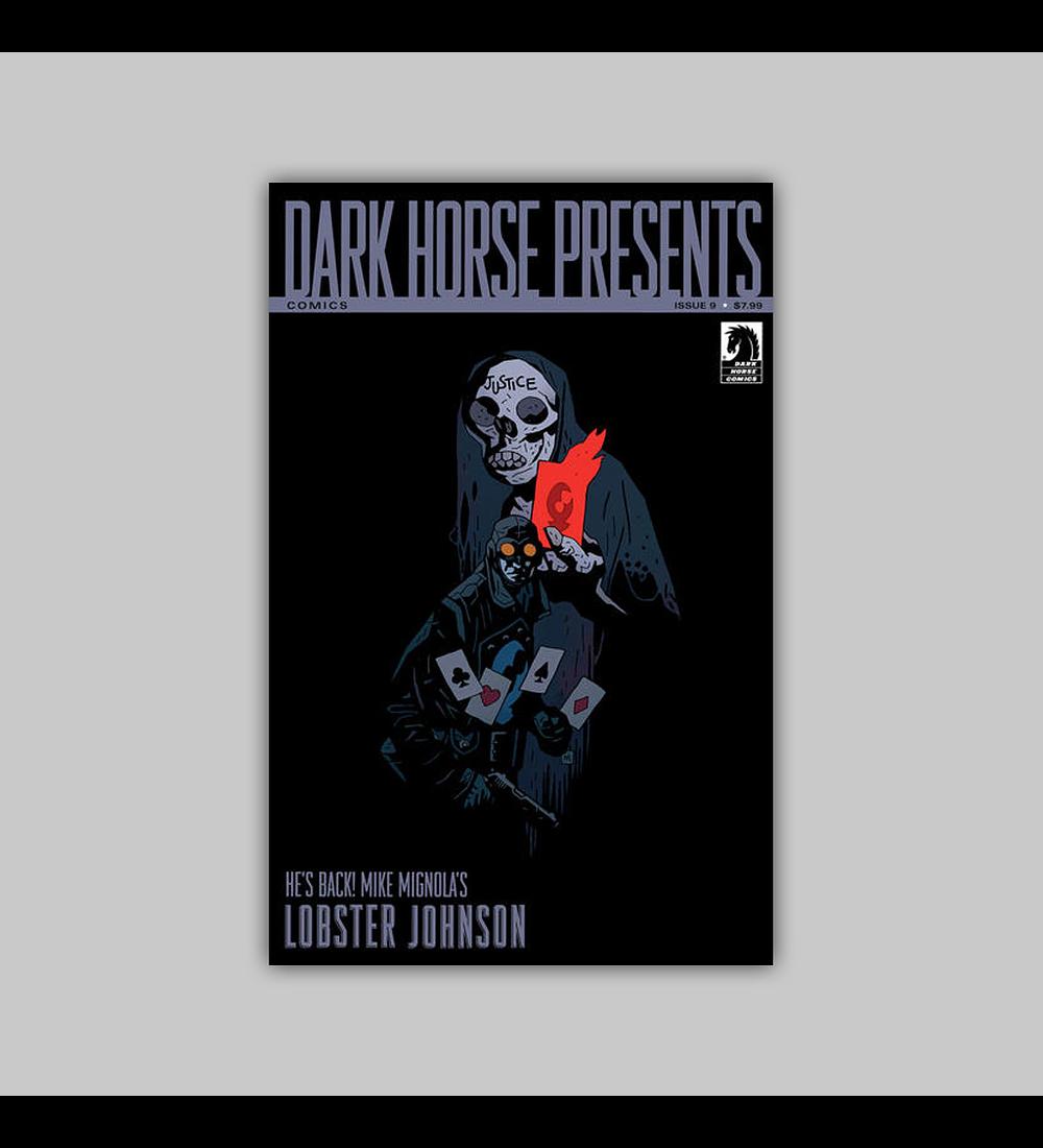 Dark Horse Presents (Vol. 2) 9 2012