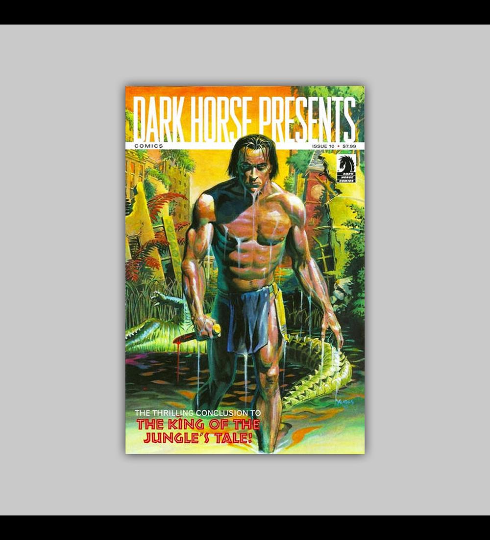 Dark Horse Presents (Vol. 2) 10 A 2012