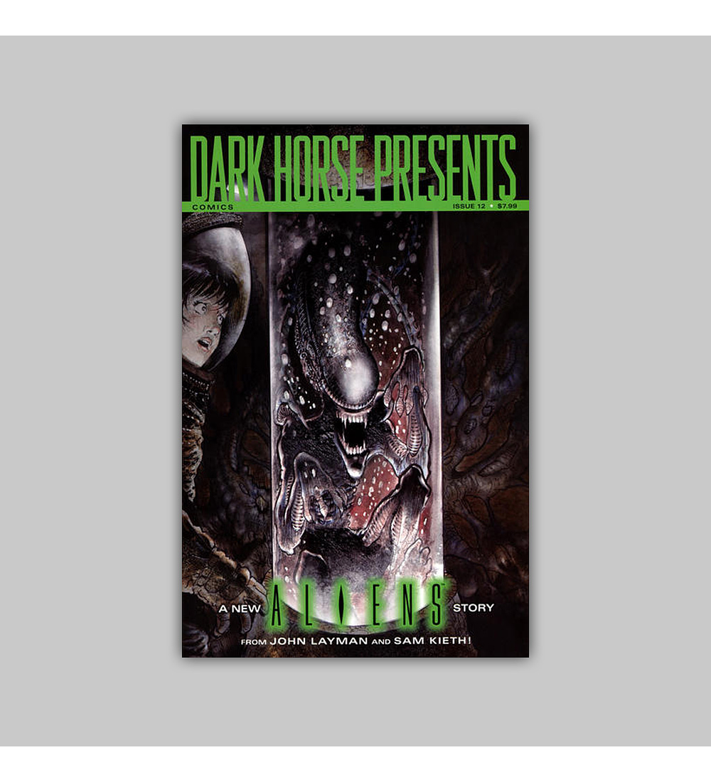 Dark Horse Presents (Vol. 2) 12 2012