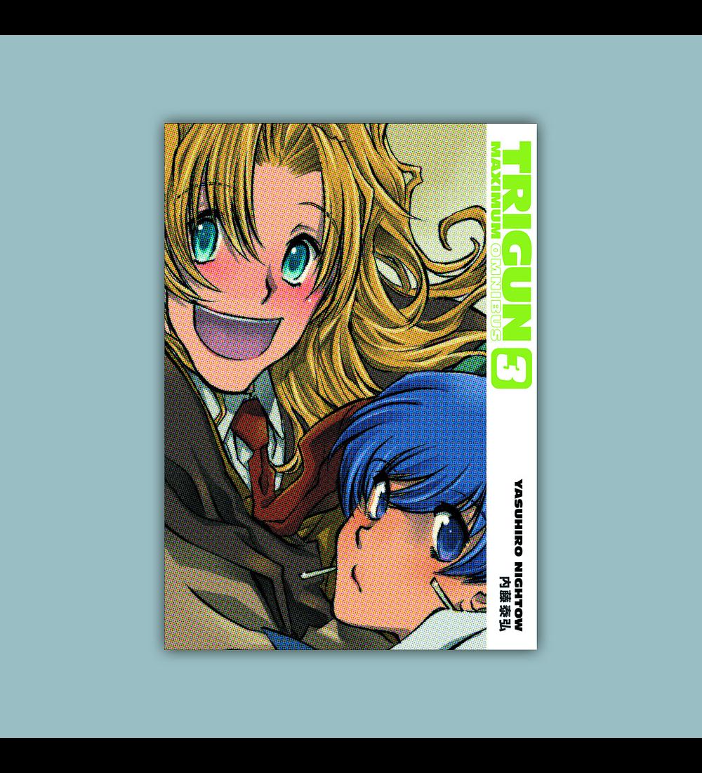 Trigun: Maximum Omnibus Vol. 03 2014