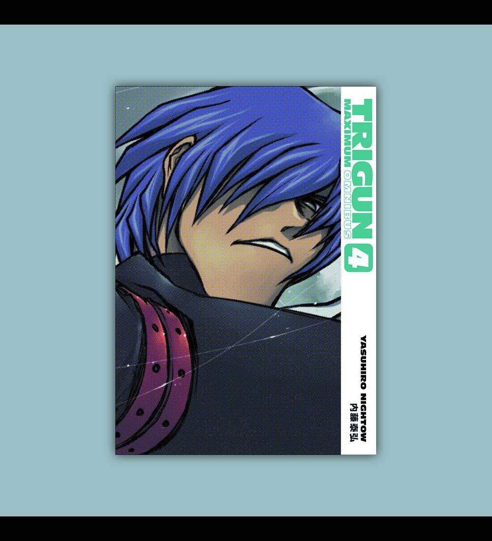 Trigun: Maximum Omnibus Vol. 04 2014