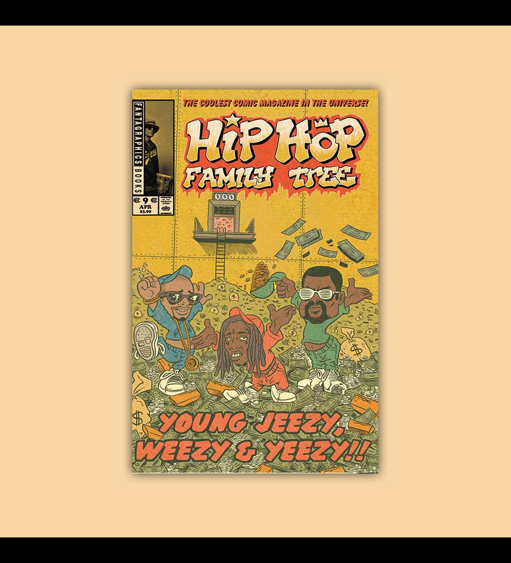 Hip Hop: Family Tree 9 2016