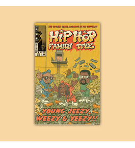 Hip Hop: Family Tree 9 2016