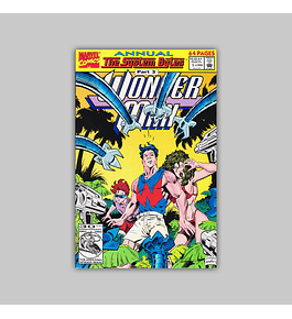 Wonder Man Annual 1 1992