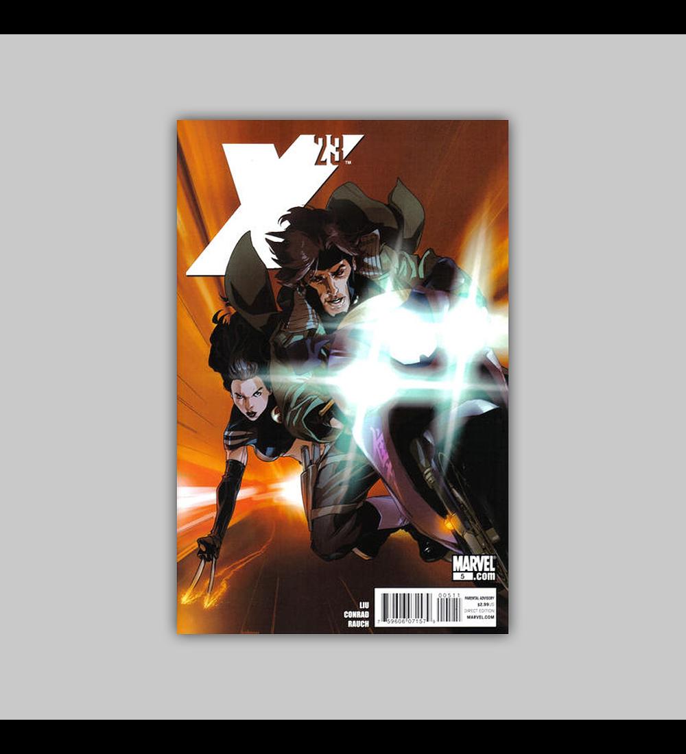 X-23 5 2011