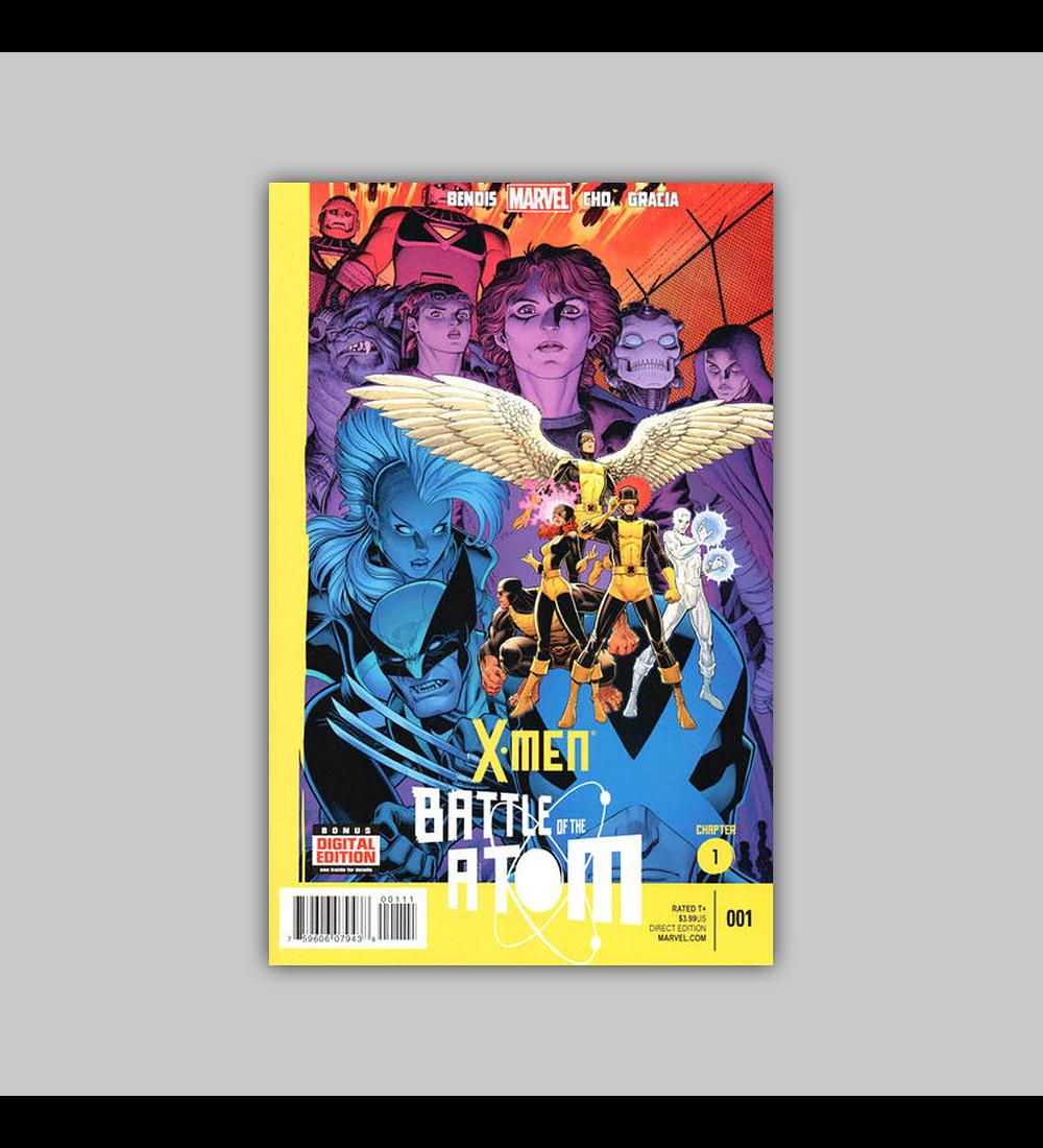 X-Men: Battle of the Atom 1 2013
