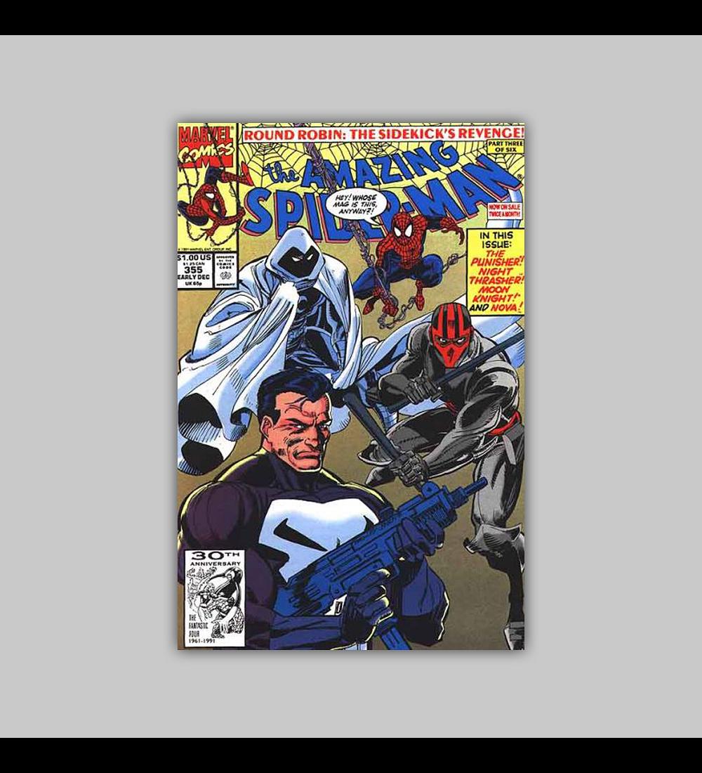 Amazing Spider-Man 355 1991