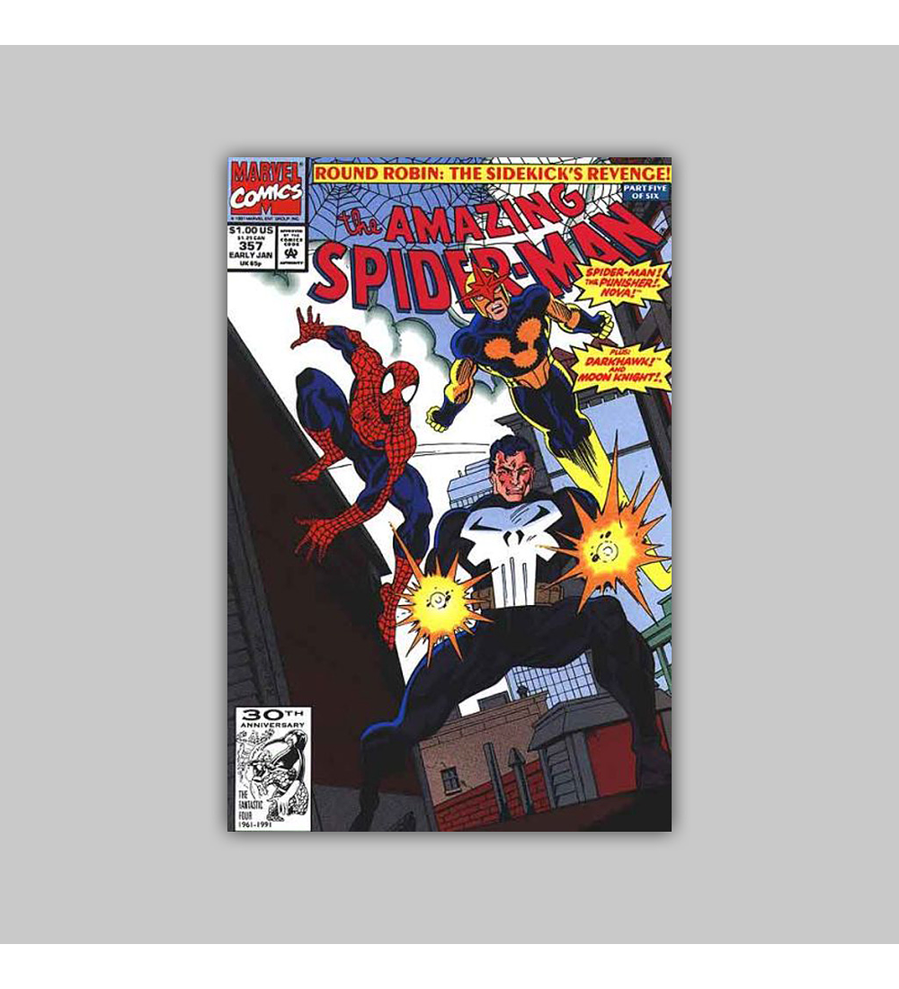 Amazing Spider-Man 357 1992