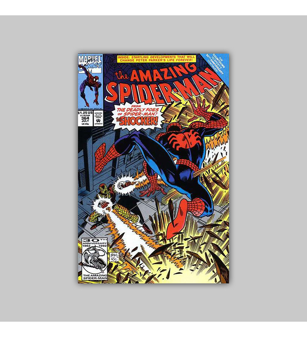 Amazing Spider-Man 364 1992