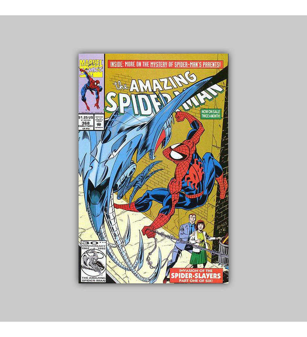 Amazing Spider-Man 368 1992