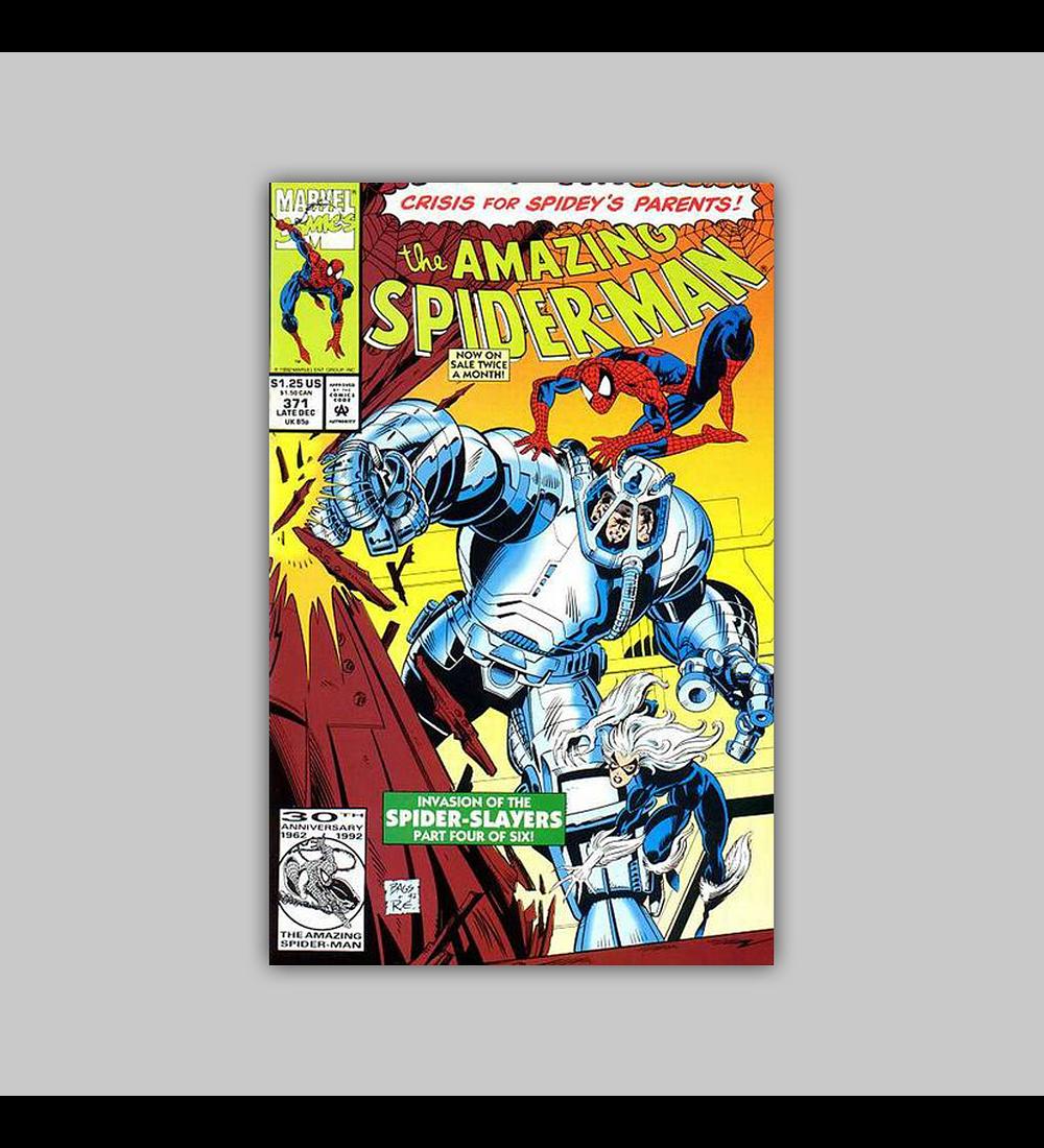 Amazing Spider-Man 371 1992