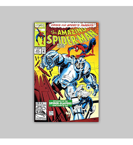 Amazing Spider-Man 371 1992