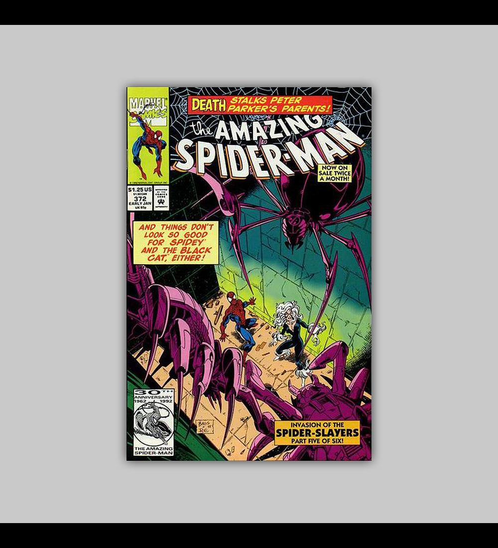 Amazing Spider-Man 372 1993