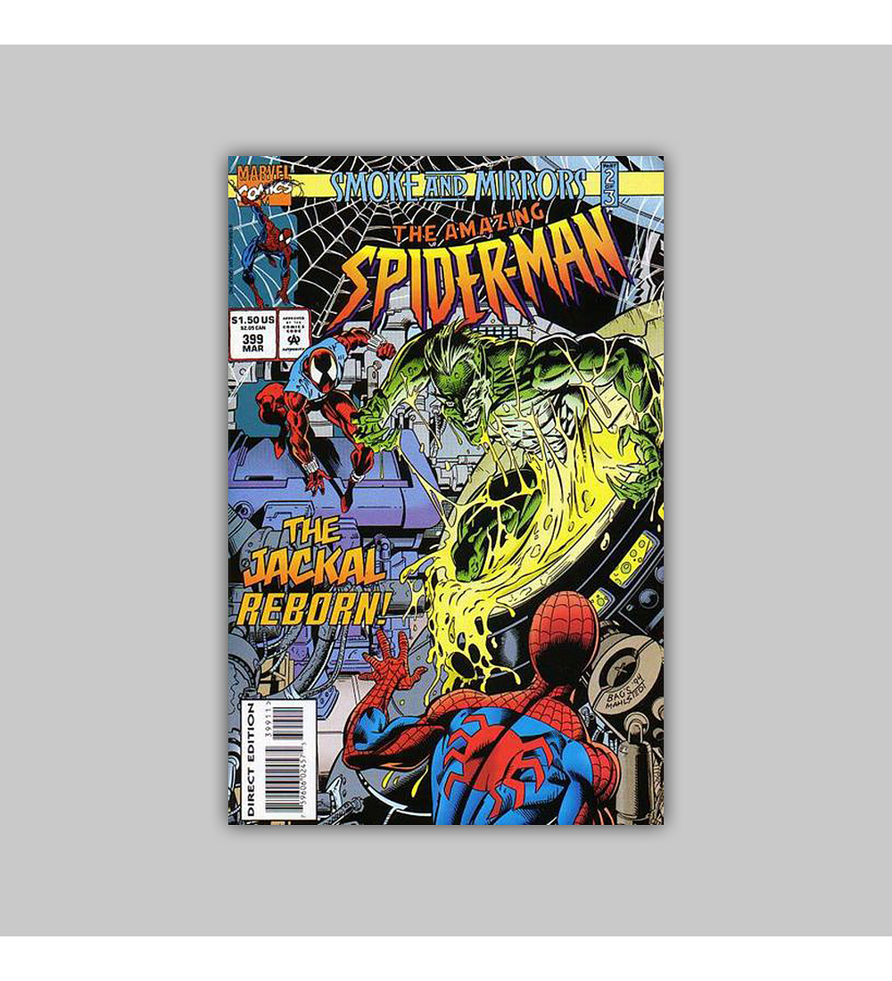 Amazing Spider-Man 399 1995