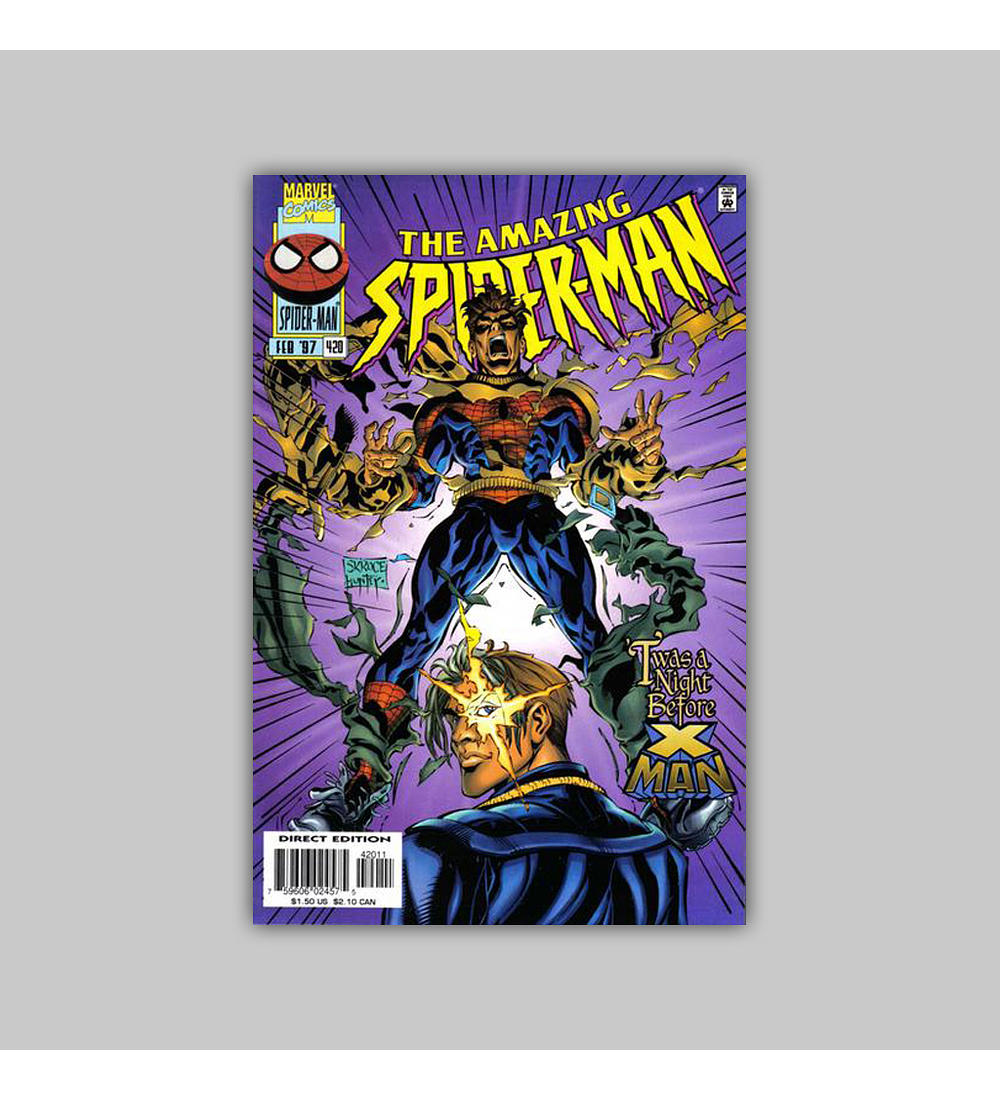 Amazing Spider-Man 420 1997