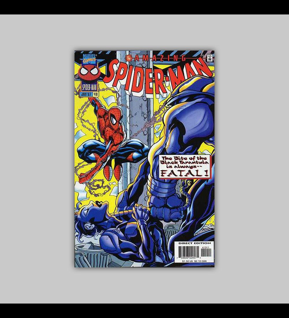 Amazing Spider-Man 419 1997