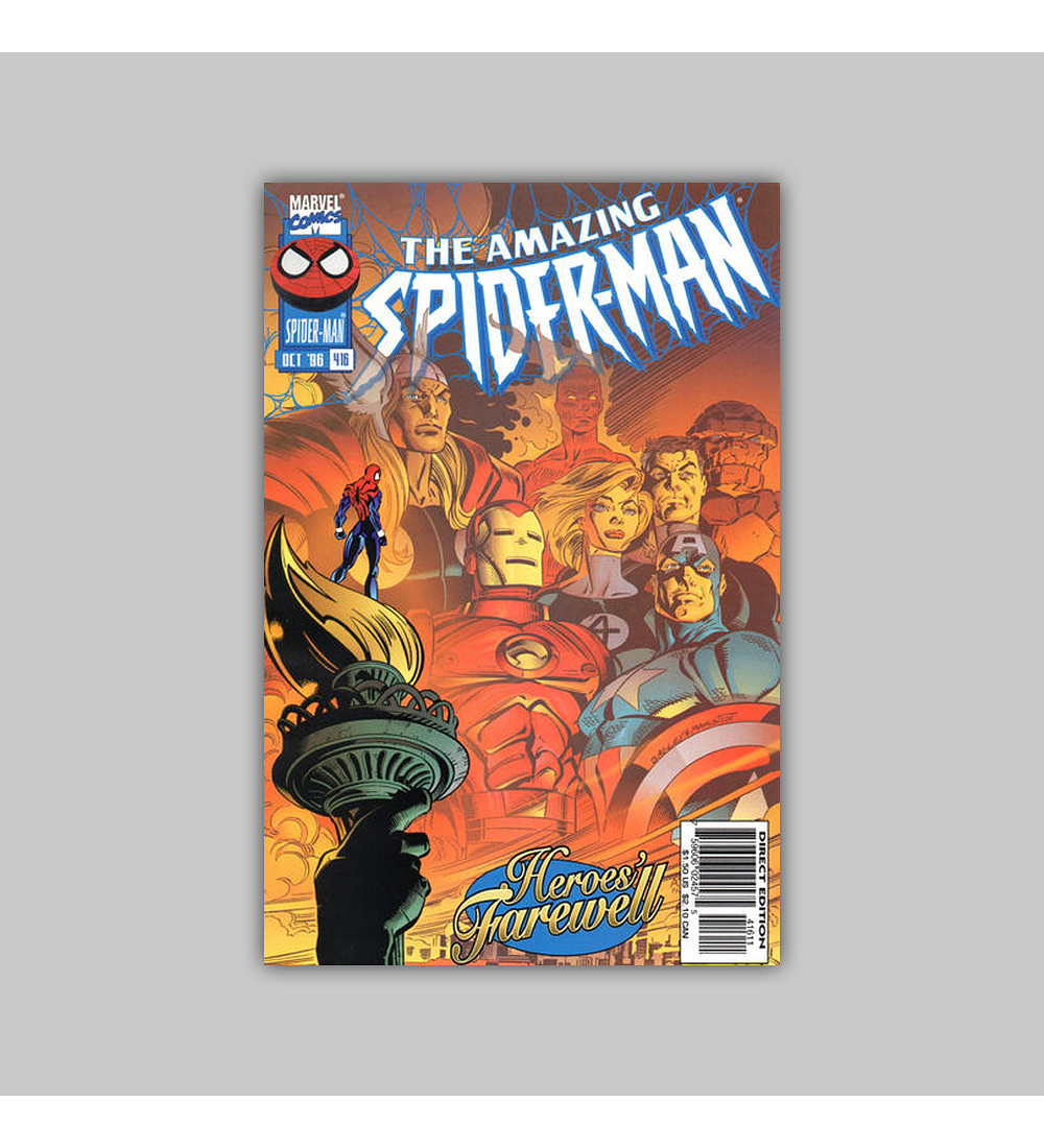Amazing Spider-Man 416 1996