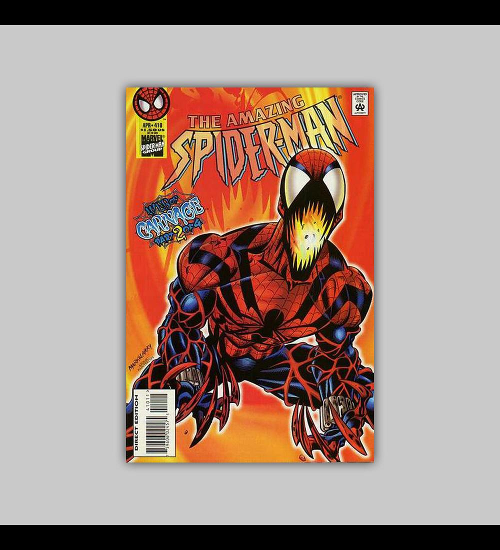 Amazing Spider-Man 410 1996
