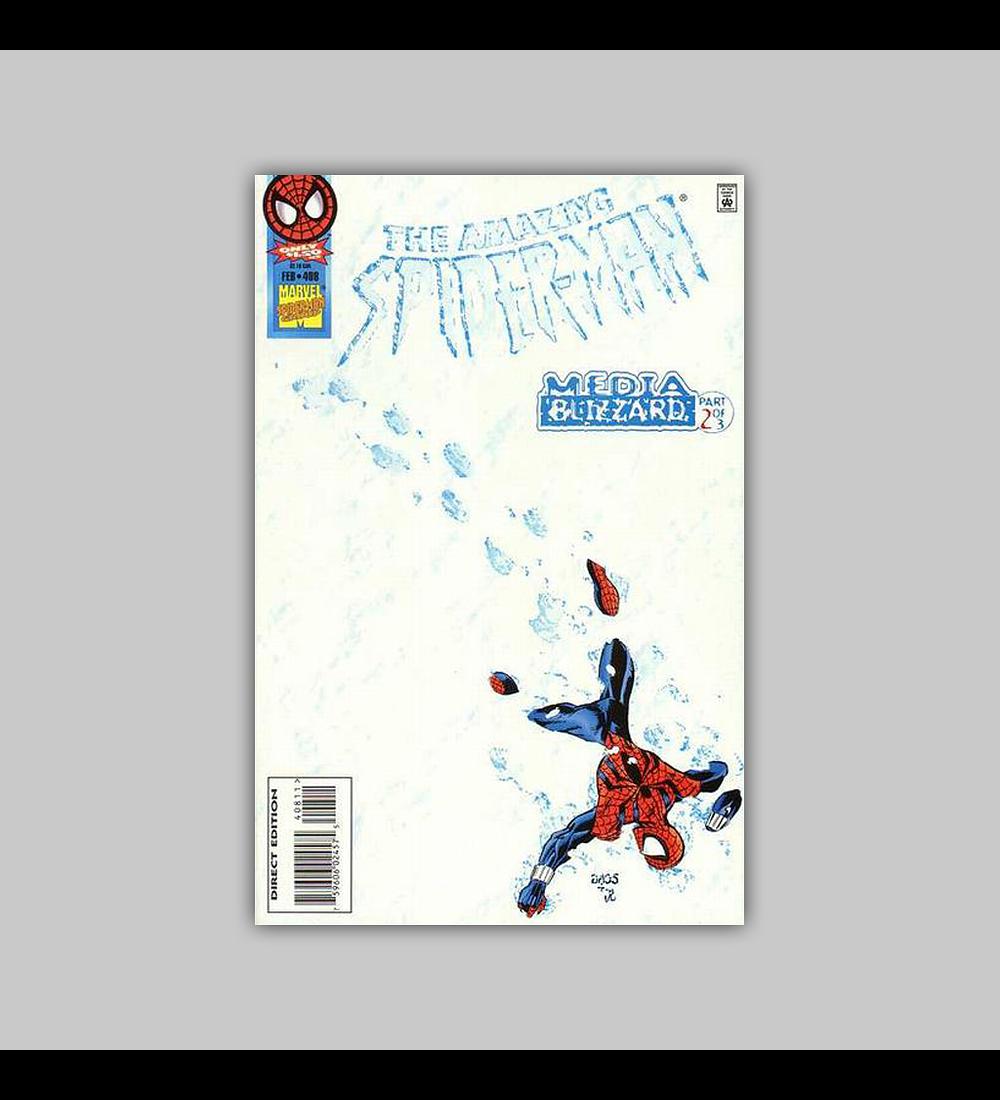 Amazing Spider-Man 408 1996