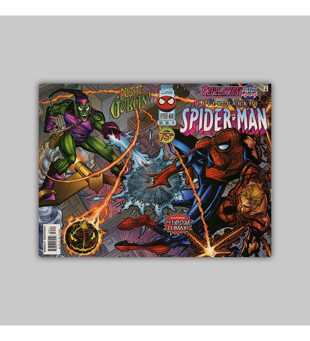 Peter Parker: Spider-Man 75 1996