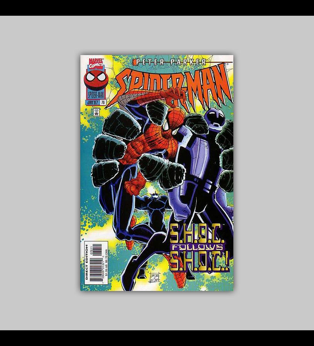 Peter Parker: Spider-Man 76 1997