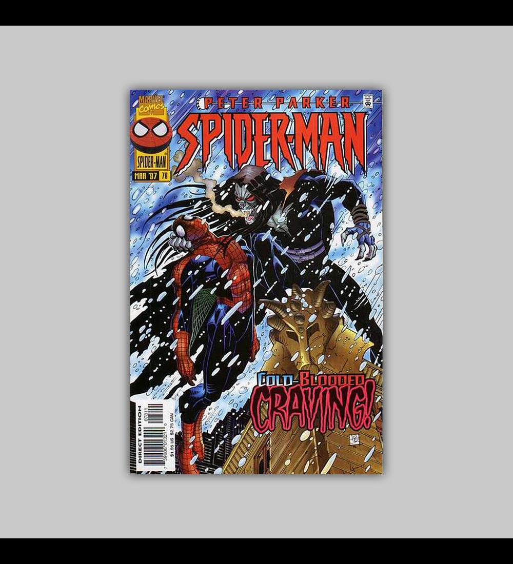 Peter Parker: Spider-Man 78 1997