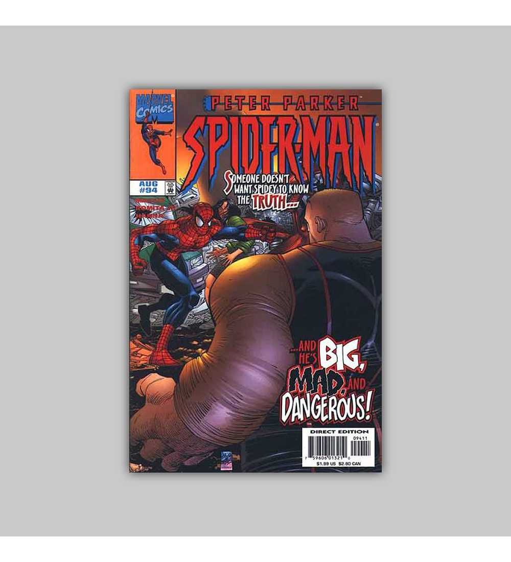 Peter Parker: Spider-Man 94 1998