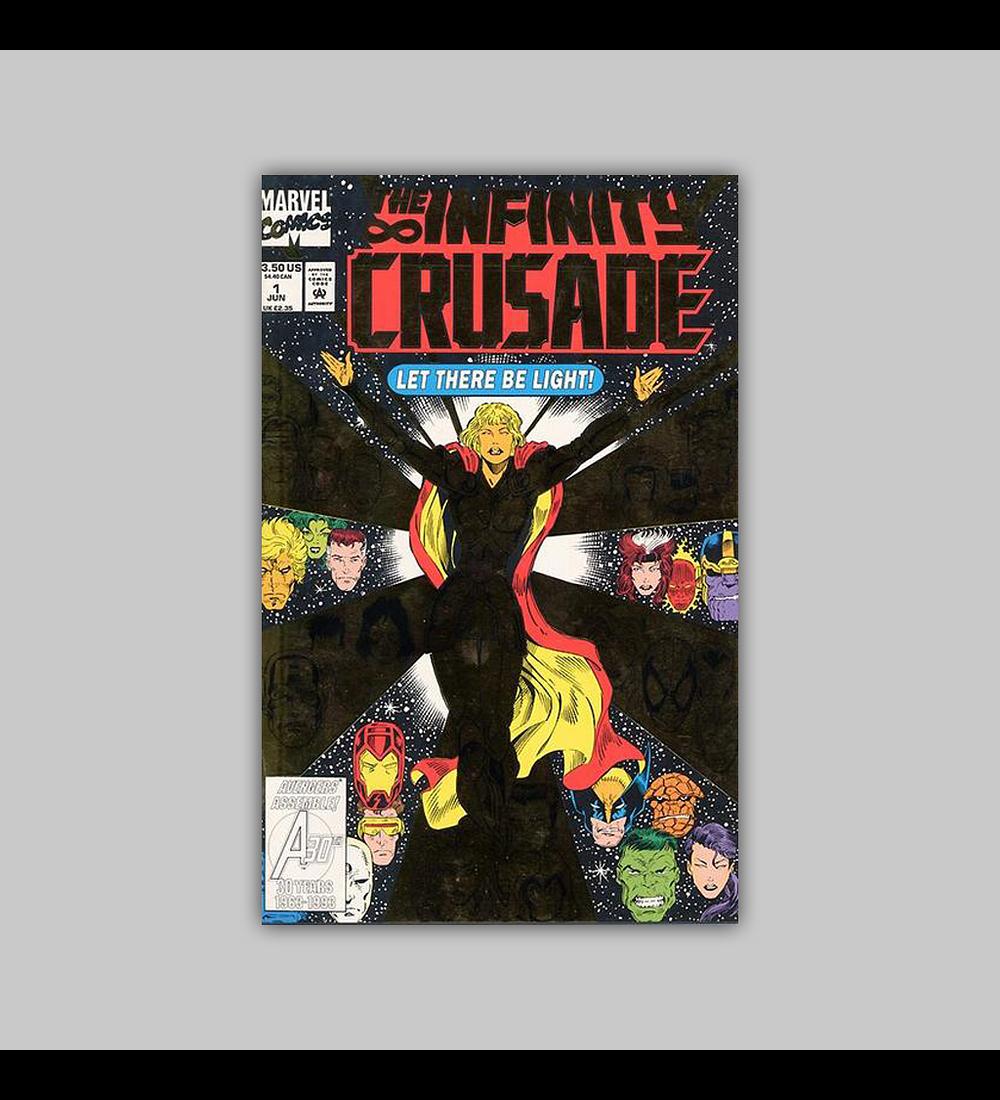 The Infinity Crusade 1 Foil 1993