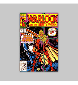 Warlock and the Infinity Watch 1 1992